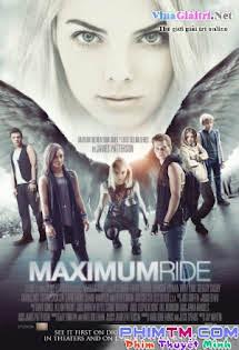 Đội Vệ Binh Siêu Đẳng - Maximum Ride Tập 1080p Full HD