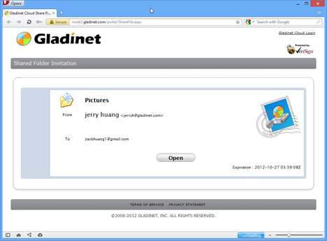 Gladinet Cloud Share File and Folder - Opera_2012-10-03_13-31-49