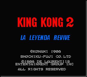 King Kong 2 español (1)