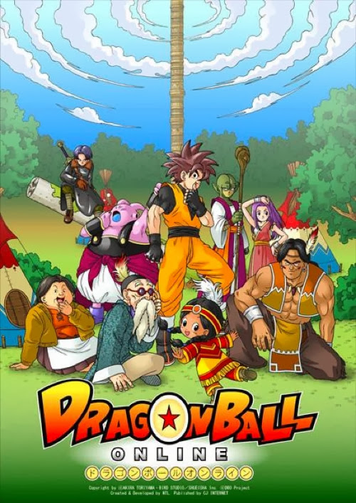 Dragon Ball Online Geekarq 2