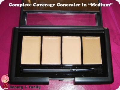 "ELF Studio Complete Coverage Concealer in ""Medium"""