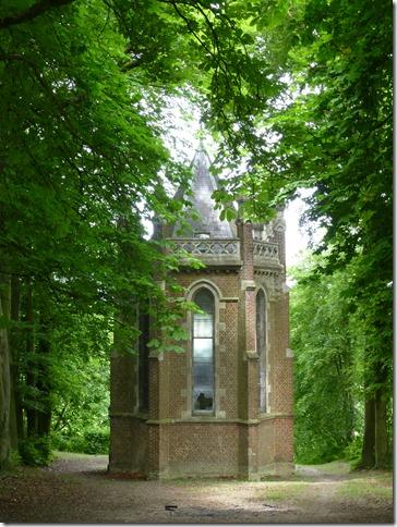 La Chapelle de la Salette near Proix