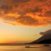 sunset in Bunaken.jpg