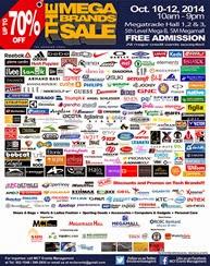 9th MegaBrands Sale Poster