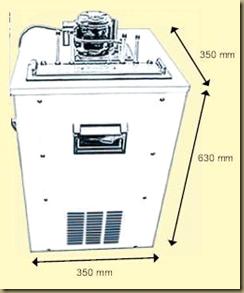 охладитель на 1 сорт для ролл-бара