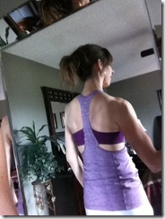 Fashion Friday: Lululemon Turbo Tank