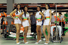 Wallpapers 2012 F1 Pit & Grid girls