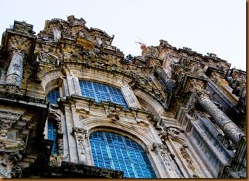 Santiago, facade