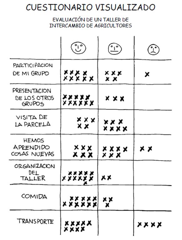 Cuestionario visualizado