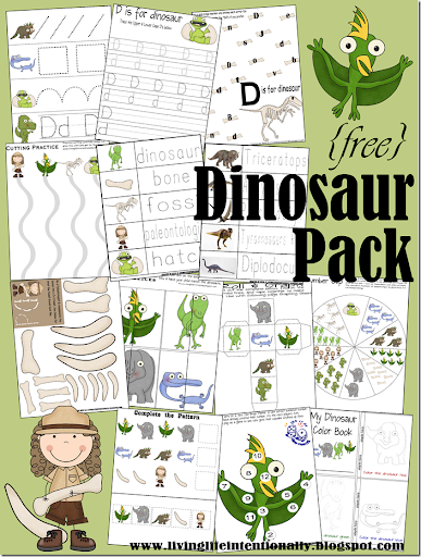math worksheet : free dinosaur printables : Dinosaur Math Worksheets