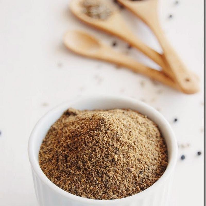 Milagu seeraga podi / Pepper cumin powder