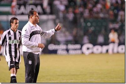 Márcio Goiano é o treinador do ABC