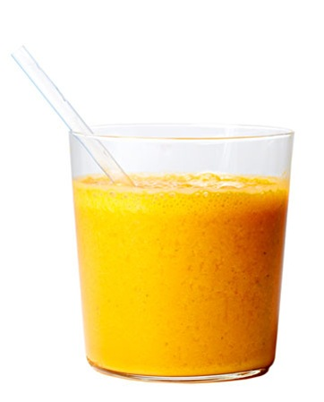 carrot mango smoothie