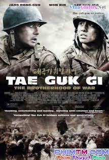 Cờ Thái Cực Giương Cao - Taegukgi (The Brotherhood of War) Tập HD 1080p Full
