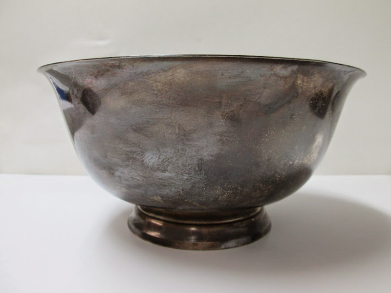 Reed & Barton Sterling Paul Revere Reproduction Bowl