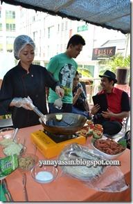 Restoran Brisik105Buffet Ramadhan Murah