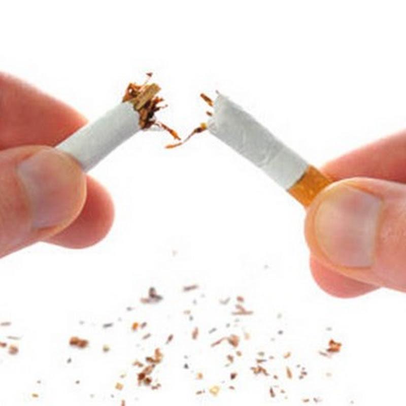 10 Cara Kreatif Berhenti Merokok