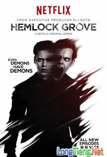 Thị Trấn Hemlock Grove:Phần 2 - Hemlock Grove Season 2