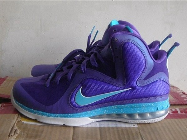 best sneakers a9763 87b8f First Look Nike LeBron 9 8220Summit Lake Hornets8221 ...