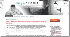blog crispín