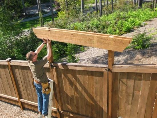 How To Build An Arbor How To Build An Arbor