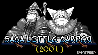 One Piece - Saga Little Garden