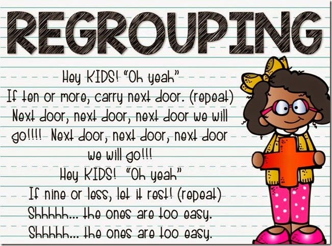 Regrouping Chant