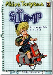 P00033 - Dr. Slump #33