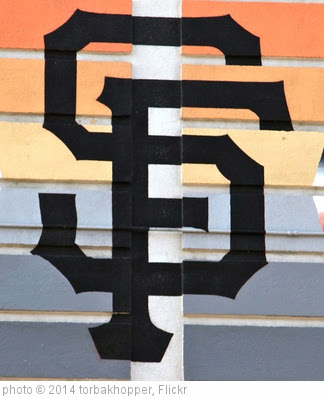 'SF giants : san francisco (2014)' photo (c) 2014, torbakhopper - license: https://creativecommons.org/licenses/by-nd/2.0/