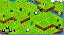 صورة من داخل لعبة سوبر ماريو بروز Super Mario Bros لويندوز 8