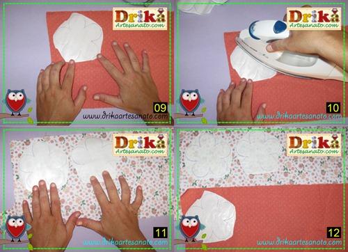 Patch aplique passo a passo como decorar blusinha