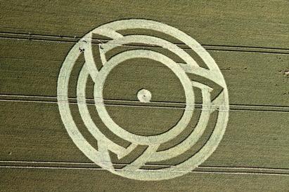 Cercuri in lanuri 6 Iulie a