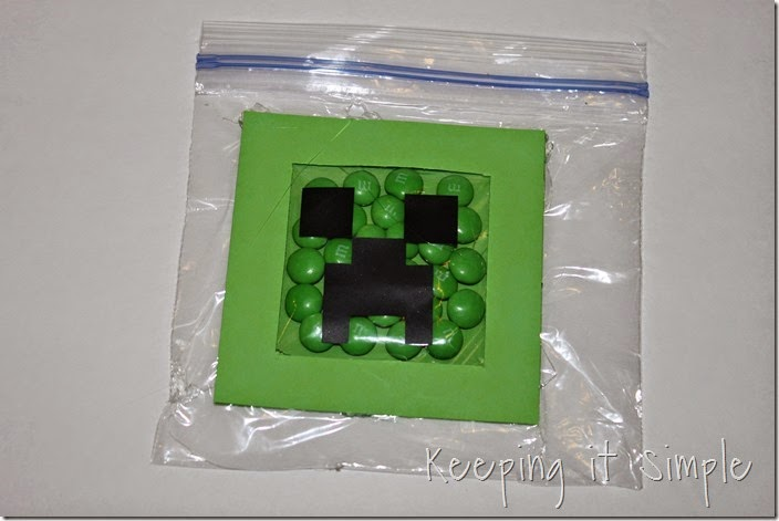 Minecraft Creeper DIY Valentine and Party Favor (8)