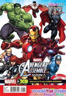 Siêu Anh Hùng :Phần 2 - Avengers Assemble Season 2