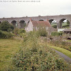 Prestleigh Viaduct. Photo by Pete Harlow Http://www.catnip.co.uk/tracks/england/ (c1997).  All Rights Reserved.