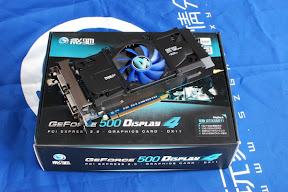 Galaxy GeForce GTX 550 Ti