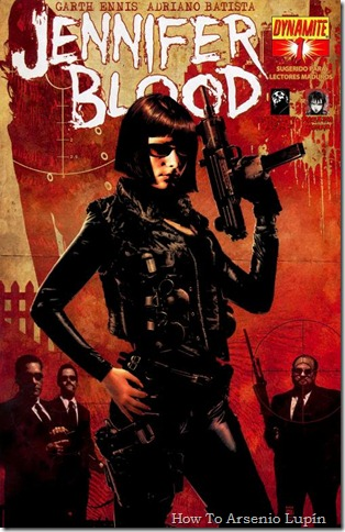 2011-11-29 - Jennifer Blood de Garth Ennis