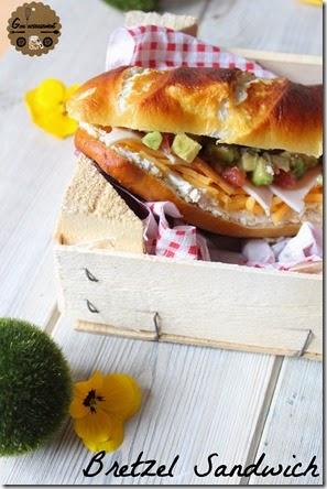 Bretzel Sandwich 11