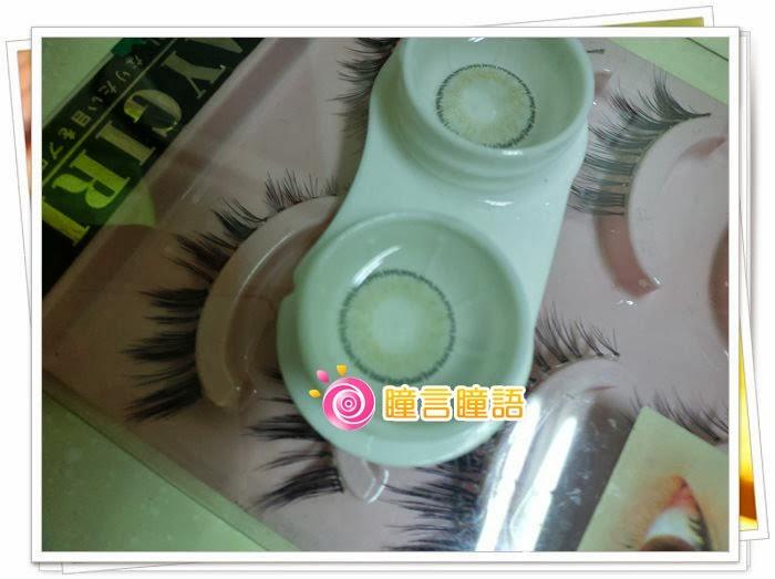 韓國NEO隱形眼鏡-天使三色灰2