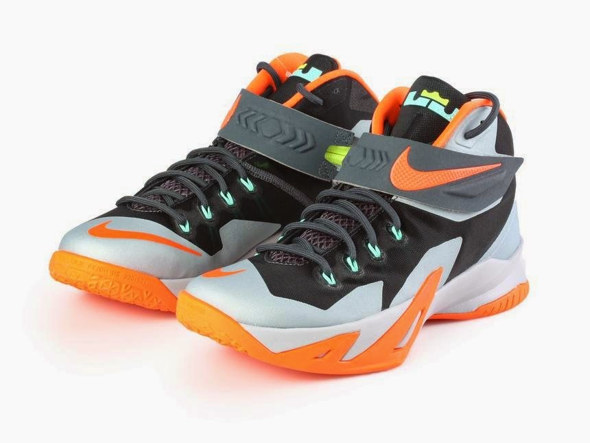 First Look at Upcoming Nike Zoom Soldier 8 8220Cannon8221 ...