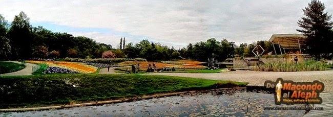 Parque Floral de Paris Bosque de Vincennes 5