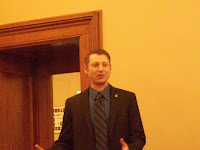 Representative Jarad Klein