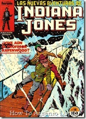 P00018 - Indiana Jones n18 .howtoarsenio.blogspot.com