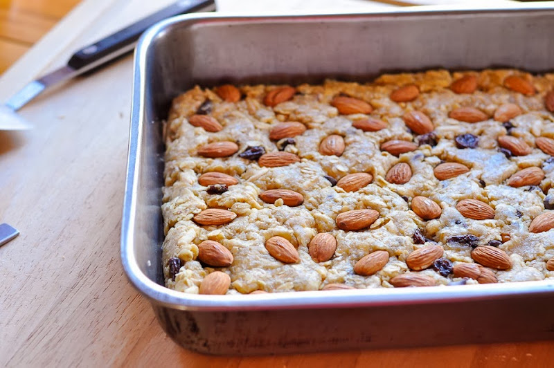 gluten free maple granola bars-1103