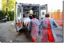 Un caso sospetto di Ebola nelle Marche