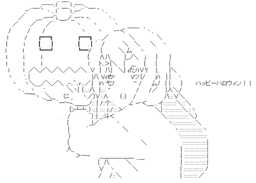 琴吹紬 ハロウィン (けいおん!)