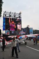 """El lema és """"Taipei s'enlaira"""""""