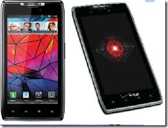 Motorola Razr, Razr Maxx