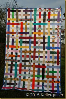 Quilt147-Simply Woven