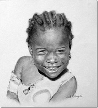 Leah Hopkings, Jenna - Haiti